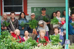 Sustainable Streets Organic Gardening Workshop