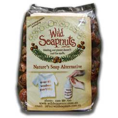 Soapnuts 50g Sample + Wash Bag